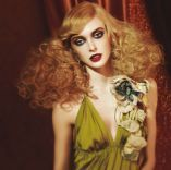 """Flashbacks, sneak previews, and flashes of déjà vu. """"Jewels of the Earth"""", the Aveda haircollection, plays with time and reinterprets shapes and colours of the Seventies in a contemporary key."""