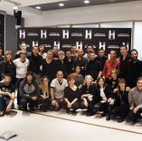 In Madrid, the H3 International group by L'Oréal Professionnel  presented the new collection.