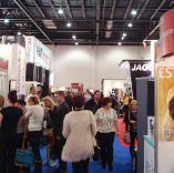 The venue was the ExCeL in London for the 2012 edition! No disappointments here for the many visitors who attended.