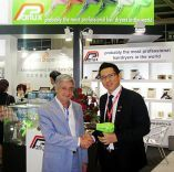 The seventeeth Cosmoprof Asia took place from 14th-16th November in Hong Kong.