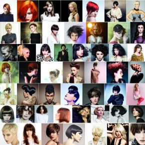 The data base of hair fashion images reaches an important goal