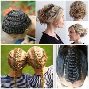 Braids, 25 ideas for reining in your hair