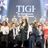 2014 TIGI World Release in Berlin!