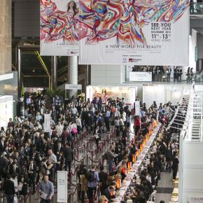 Over 60,000 visitors to Cosmoprof Asia