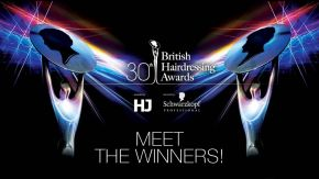 Top prize at the 2014 British Hairdressing Awards goes to Mark Leeson