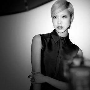Soo Joo Park is the new muse of Redken 5th Avenue.