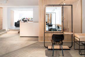 A timber-based salon