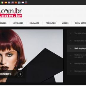 Now online: amabeleza.com.br