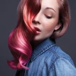 Hair: Cameron LeSiege / Photo: Daryna Barykina / Products: Paul Mitchell