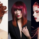 Vigorous shades! Estetica Usa's top 20 Red Hairstyles of 2015!