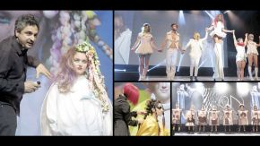 A magnificent spectacle! Davines 2016 World Wide Hair Tour