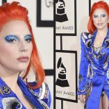 How To: Lady Gaga's Grammys Flaming Look by Frederic Aspiras for L'ANZA