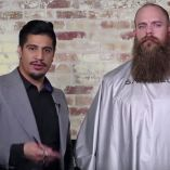 Video Alert! Learn How To Trim a Beard with Sam Villa