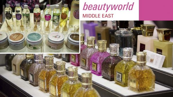 The Scent of Success at Beautyworld Middle East | estetica it