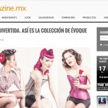 Estetica in Mexico with esteticamagazine.mx