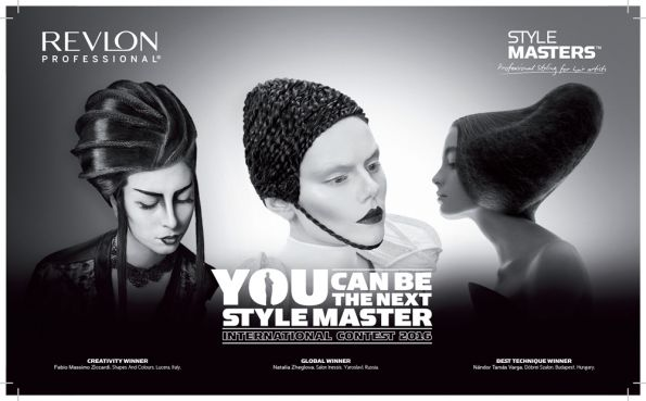 Paris awaits: Time to get your glam on for Style Masters '16!