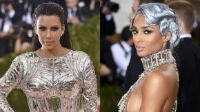 How To! Kim Kardashian & Ciara's futuristic glam looks by Cesar Ramirez
