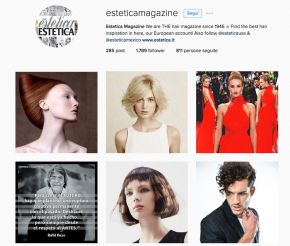Instagram: @esteticanetwork becomes @esteticamagazine
