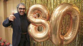 Industry Legend Lluís Llongueras celebrates his 80th Birthday