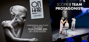 On Hair Milan Edition by Cosmoprof