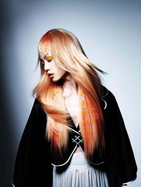 Artisan Haircolor by Lucie Doughty & Noogie Thai for Paul Mitchell