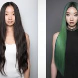 Video Alert! How-To: Hidden Treasure Green Hair Color with PRAVANA VIVIDS Jewels