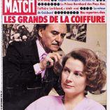 Coiffure Legendaire: Alexandre de Paris and Princess Grace of Monaco
