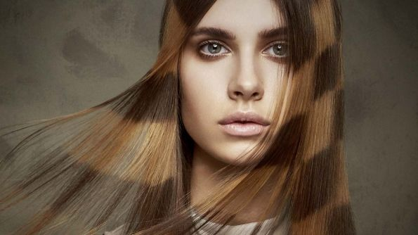 Hair: Trevor Sorbie Artistic Team / Photo: Adam Marc Williams / Makeup: Marina Keri / Styling: Trevor Sorbie Artistic Team
