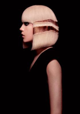 Hair: Angelo Seminara / Make-up: Laura Dominique / Styling: Nicco Torelli /Photo: Jenny Hands