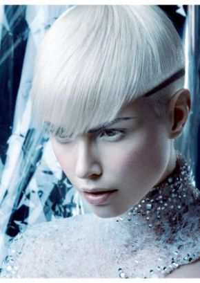 Blond for Klaus Peter Ochs