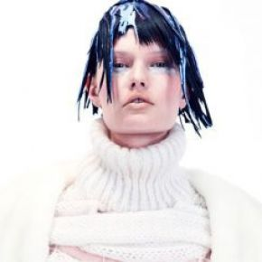 Futuristic Fringes by Anthony Mascolo Team
