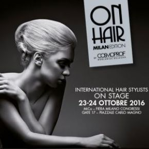 On Hair Milan Edition. The stars