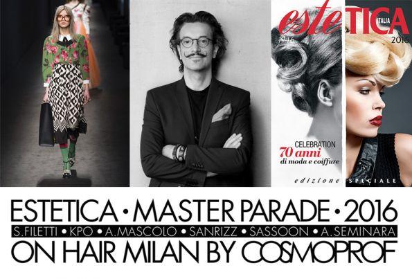 Salvo Filetti Fashion, Milan, Estetica