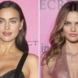 How To! Irina Shayk & Barbara Fialho Victoria's Secret Look
