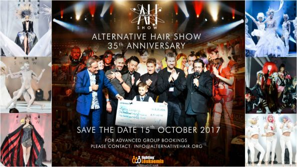 Save The Date Alternative Hair Show Celebrates 35 Years in 2017