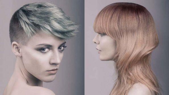 Hair: Kym Wyser / Photo: Matt Brown / Makeup: Shaun Lavender / Assistants: Lucy Quinn & Molly McBride