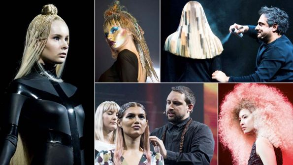 Thai Awe-Inspiring Spectacle: Davines Hair On Stage Bangkok