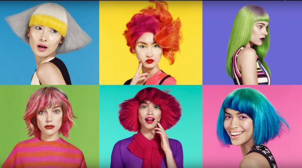 The Power of Paint by Paul Mitchell POP XG