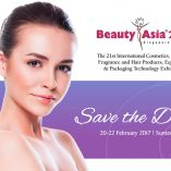 Save the Date. BeautyAsia 2017