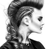 Hair: Craig Chapman / Makeup: Elizabeth Rita / Styling: Kate Jeffery / Photo: Barry Jeffery
