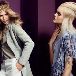 Hair: Suzie McGill @ Rainbow Room International / Photo: Jack Eames / Products: Schwarzkopf Professional