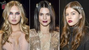 Get the NYFW Look: La Perla's Sexy, Effortless Style by Teddy Charles for Cutler/Redken Salons