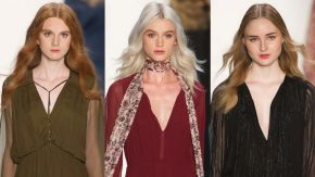 NYFW How To! Erin Fetherston's Boho Loose Waves by Joseph DiMaggio for Davines