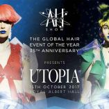 Save the Date: Alternative Hair Show 2017 presents UTOPIA!