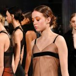 Get the Look! NYFW Katie Gallagher's Double Suebian Knot by Joseph DiMaggio for Davines