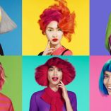 Video Alert: The Power of Paint by Paul Mitchell POP XG