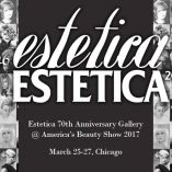 Don't Miss Out: Estetica's 70th Anniversary Gallery at America's Beauty Show!