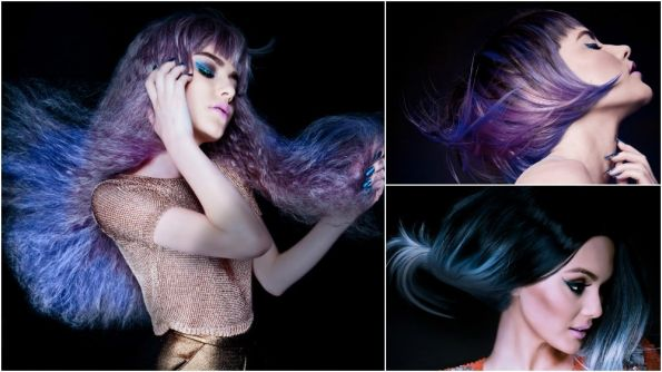 Hair: Bill Tsiknaris @ Tsiknaris Hair / Styling: Sarah Birchley / Makeup: Jessica Tandy / Photos: Bill Tsiknaris