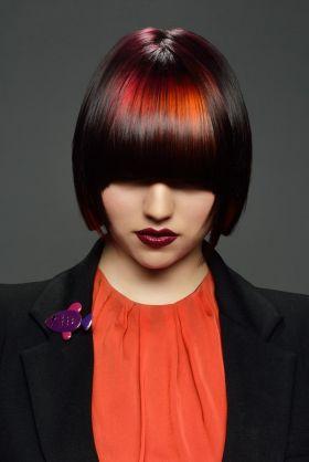 Hair & Styling: Lidia Malets / Make up: Irina Trifonova / Photo: Vladimir Trifonov