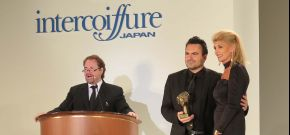 Victory in Japan! Estetica Magazine receives Global Press Award at Intercoiffure World Congress